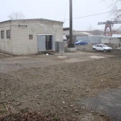 Здание пункта утилизации